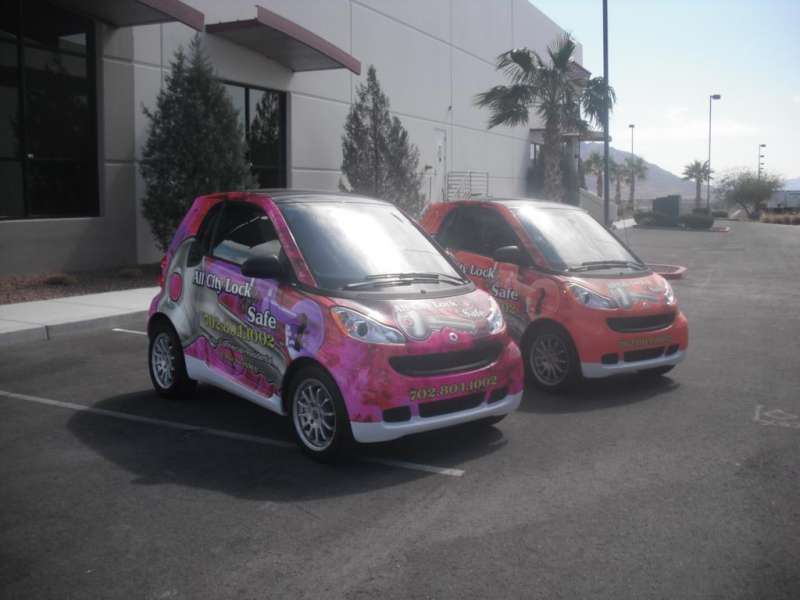 All City Lock And Safe Smart Cars
