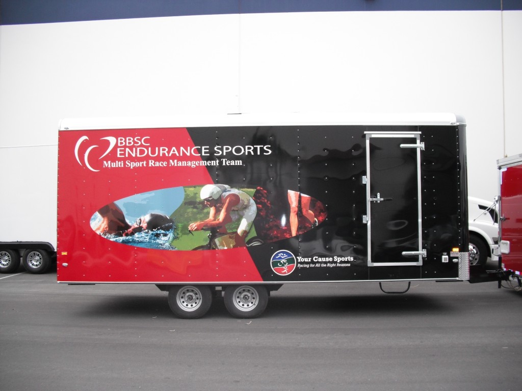 BBSC Truck and Trailers Wraps