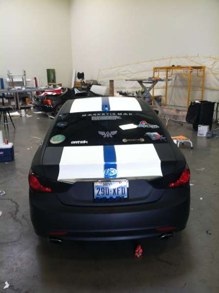 Las Vegas Car Wrap