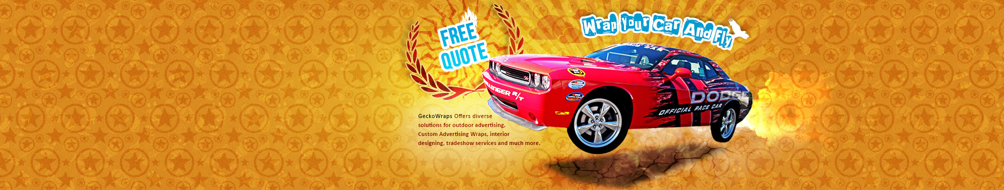 dodge car Wraps