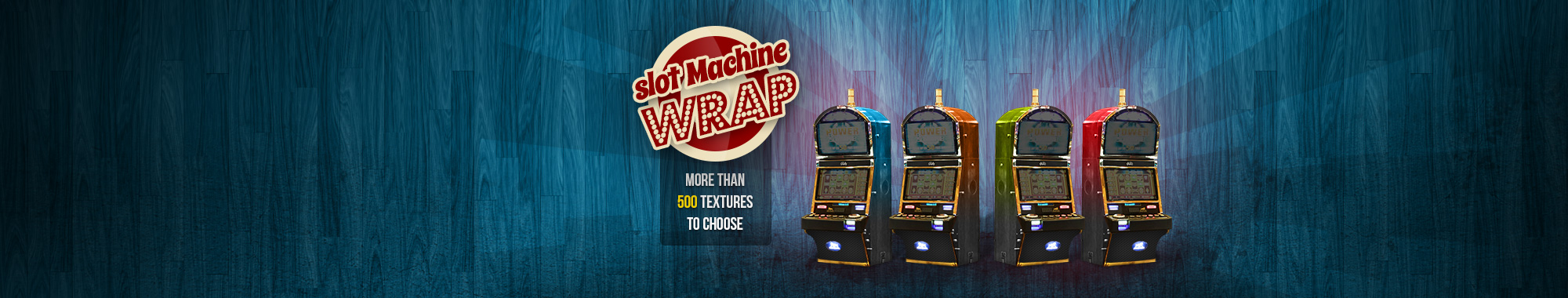 slote-machine-wraps