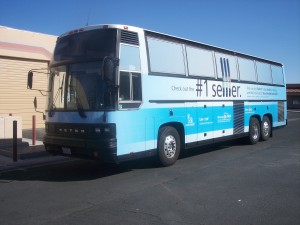 Bus Wrap Las Vegas
